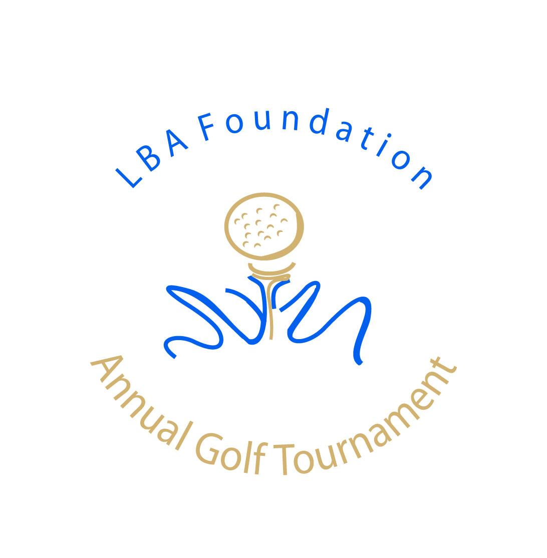 LBA Foundation 23RD Annual Charity Golf Tournament logo