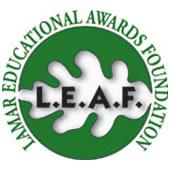 LEAF Golf Tournament 2018 logo