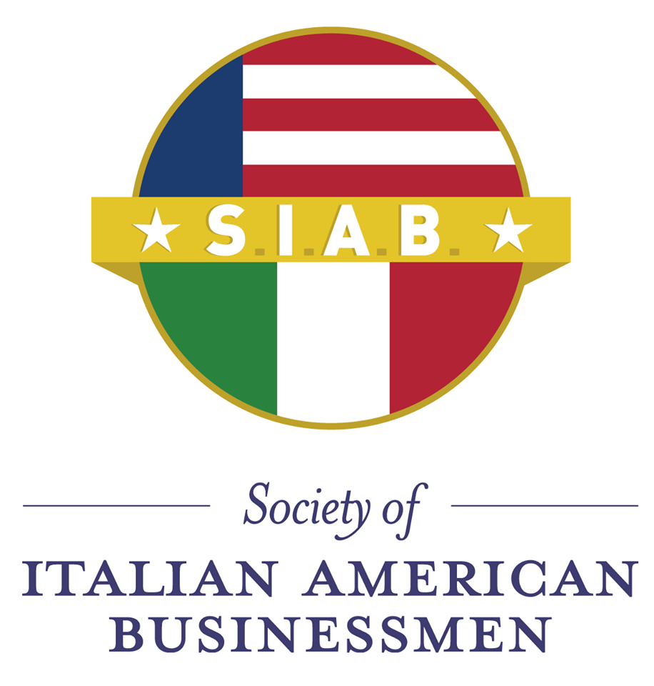 2018 Society of Italian American Businessmen logo