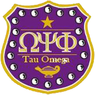 Tau Omega Chapter of Omega Psi Phi Fraternity, Inc., Annual Scholarship Golf Tournament logo