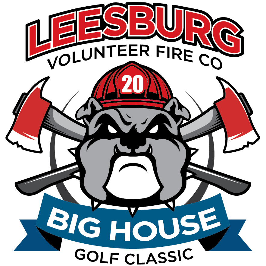 Leesburg Volunteer Fire Company Big House Golf Classic logo