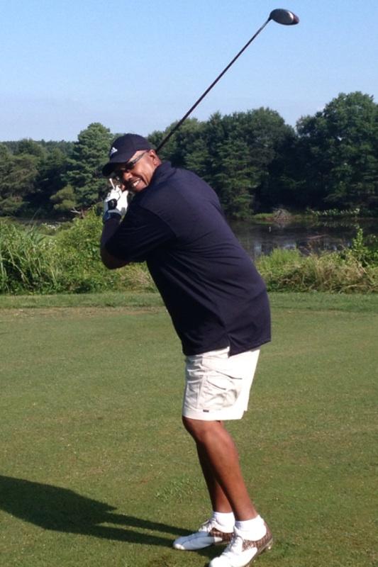 "Annual Colonel Alexander ""Big Al"" Davis Memorial Scholarship Fund Golf Classic logo"