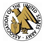 23rd ANNUAL NTC-HIGH DESERT CHAPTER AUSA GOLF TOURNAMENT logo