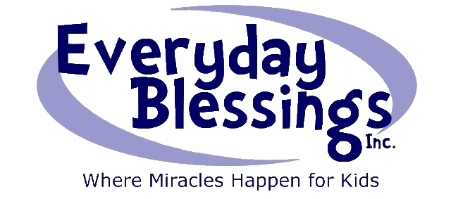 8th Annual Everyday Blessings Golf Tournament logo