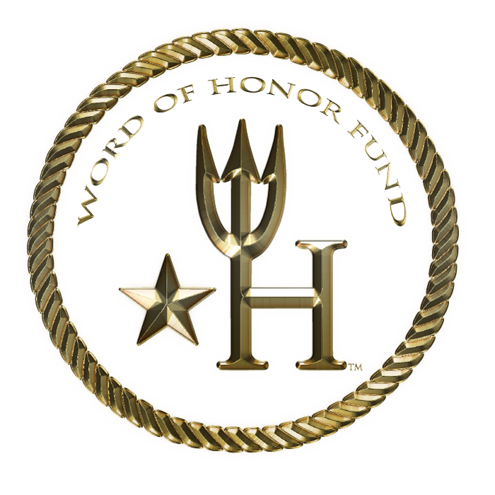 Word of Honor Fund First Annual Golf Classic logo