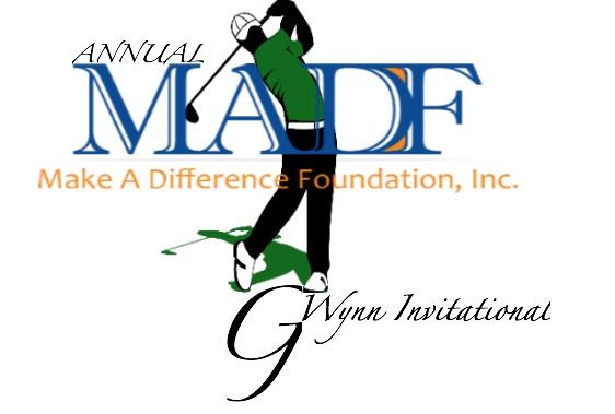15th Annual MADF/G. Wynn Invitational logo