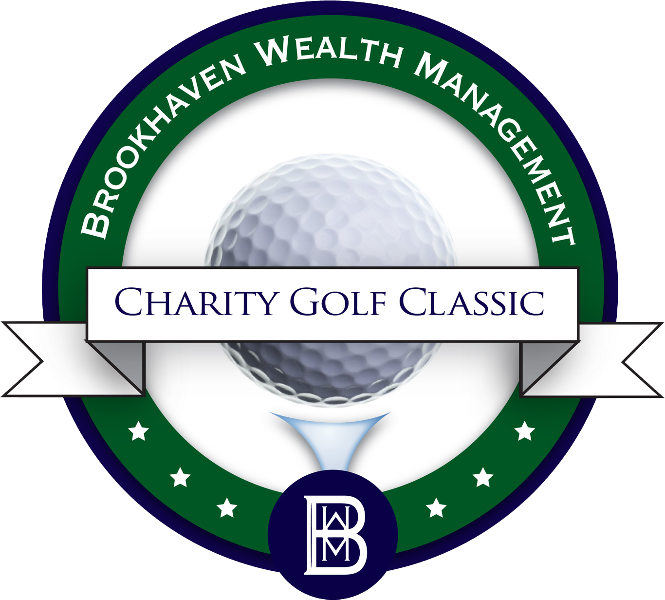 Brookhaven Wealth Management Charity Golf Classic & Fundraiser logo