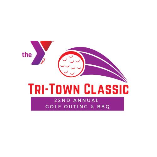 22nd Tri-Town Golf Classic logo