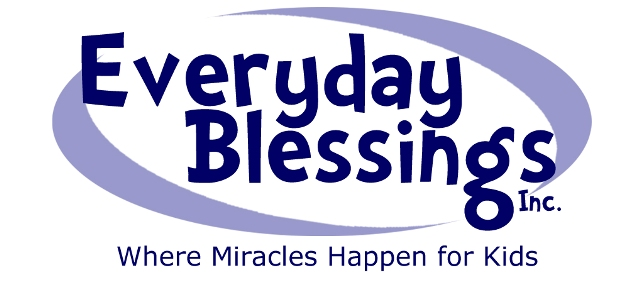 Everyday Blessings 2019 Golf Classic logo