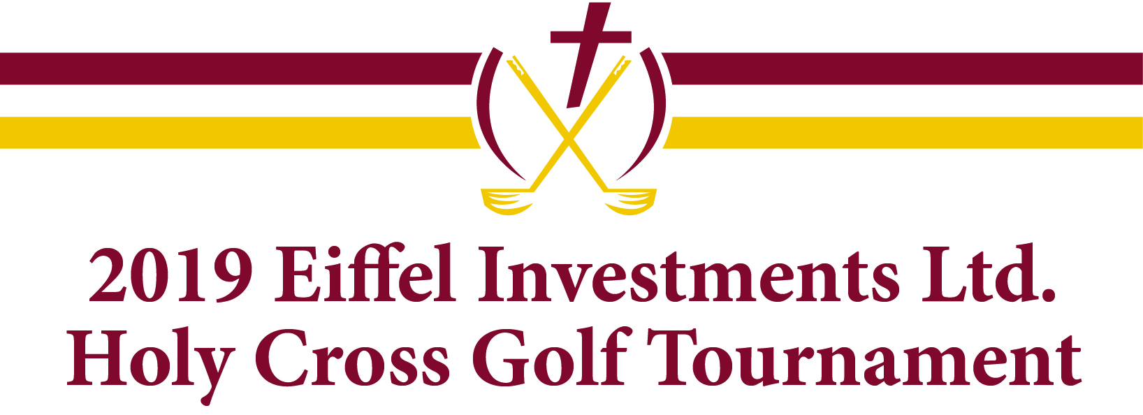 2019 Holy Cross Golf Tournament logo