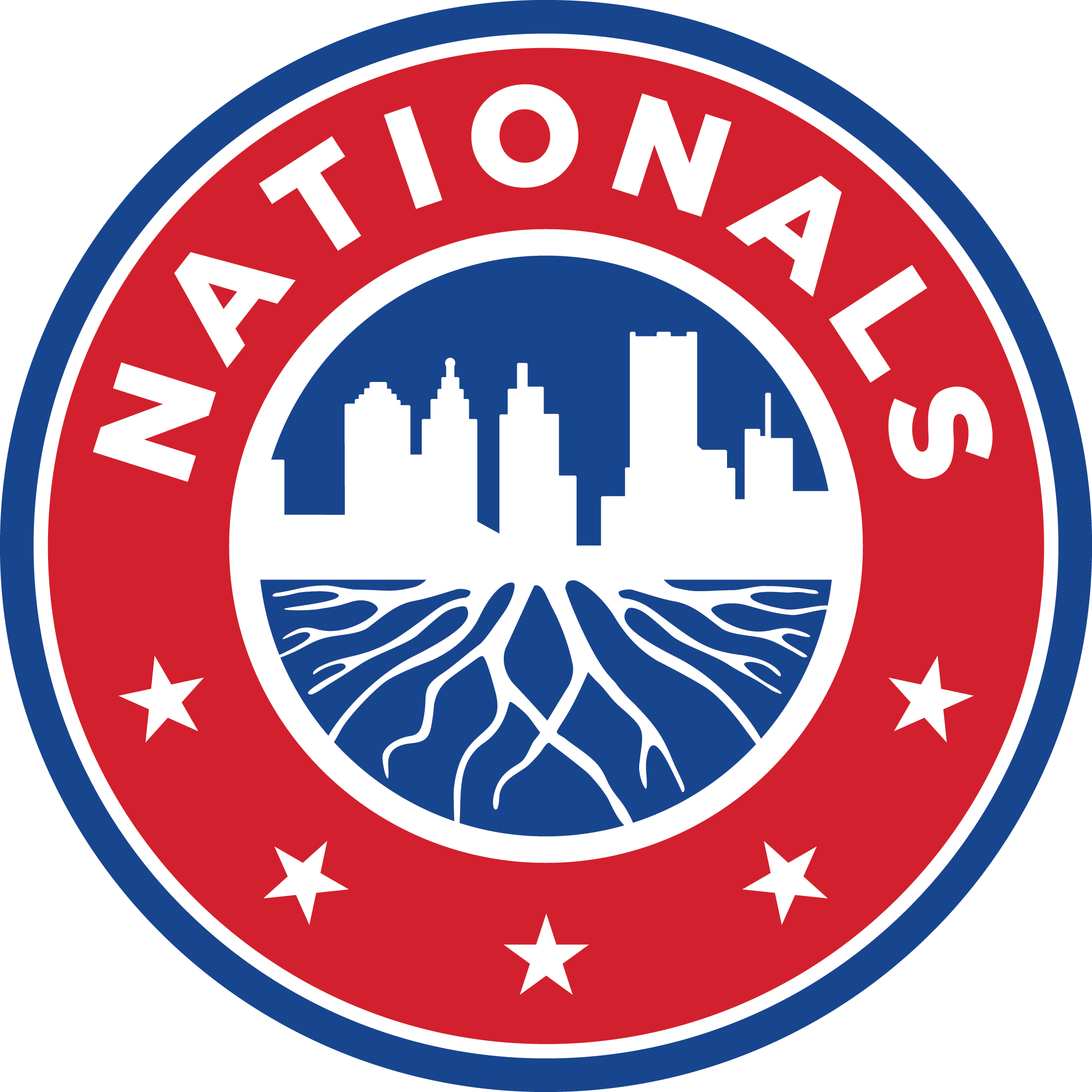 Nationals Charity Golf Classic Spring 2019 logo