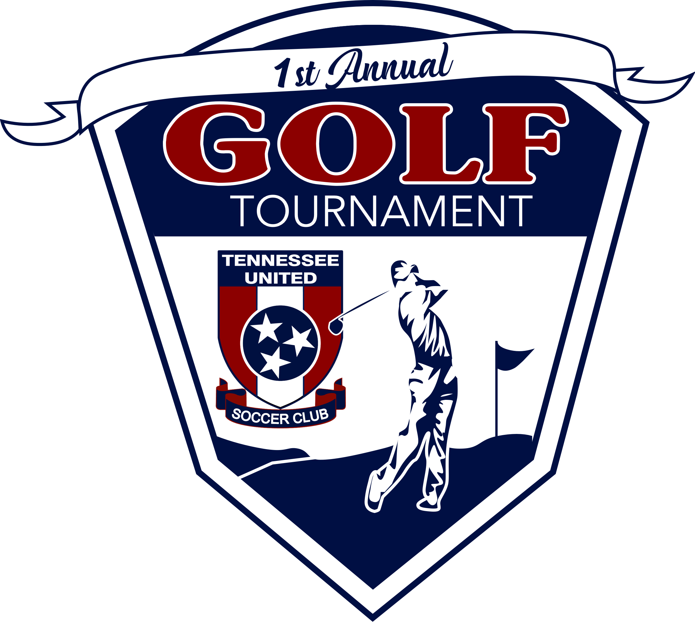1st Annual TUSC Golf Tournament logo