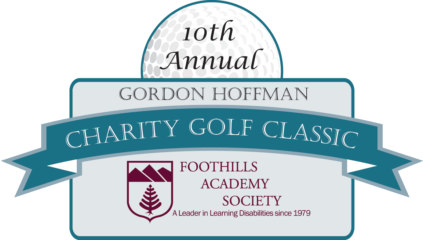 Gordon Hoffman Charity Golf Classic 2019 logo