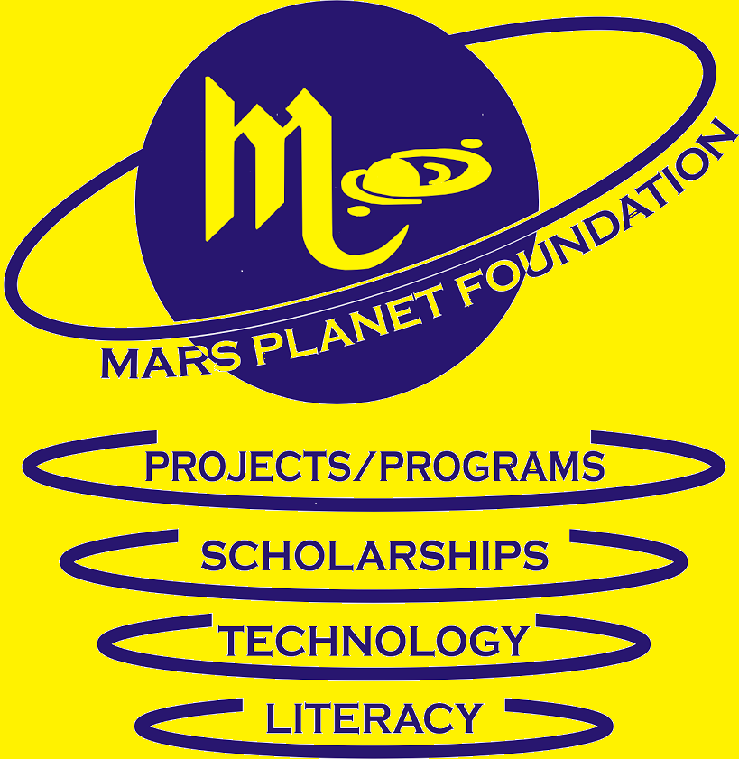 2019 Mars Planet Foundation Golf Outing logo