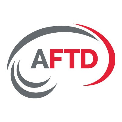 1st Annual Driving Hope Golf Tournament to Benefit AFTD logo