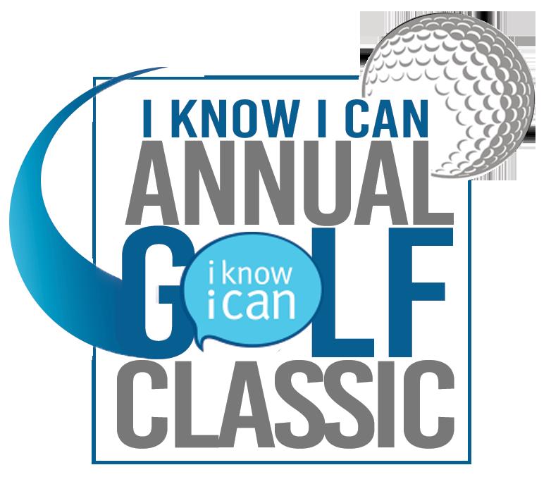 I Know I Can 2019 Annual Golf Classic logo