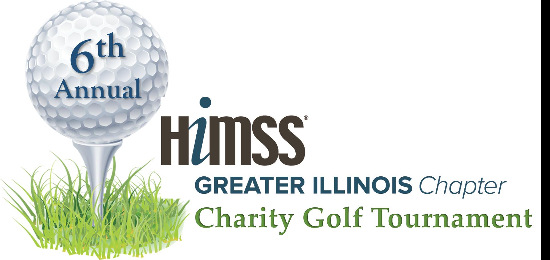 GIC HIMSS 6th Annual Charity Golf Tournament logo
