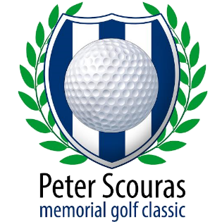 "The 3rd Annual RONA Pete ""The Greek"" Scouras  Memorial Golf Classic logo"