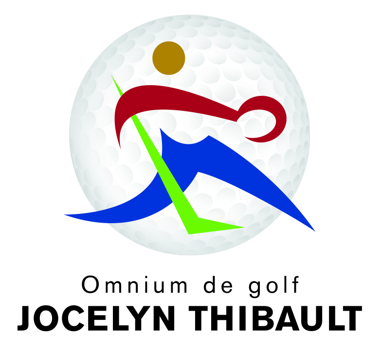 Omnium de golf Jocelyn Thibault logo