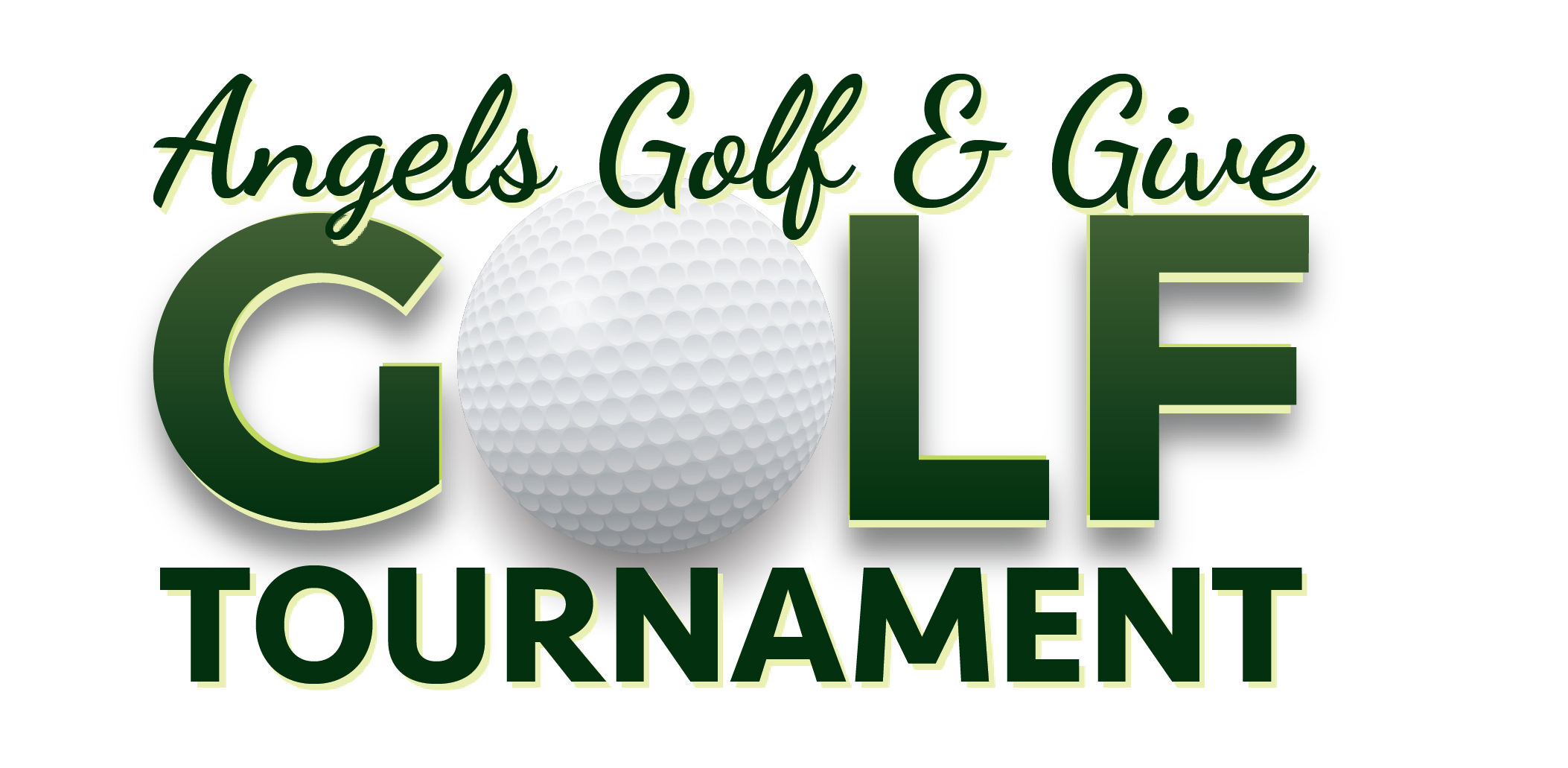 Angels Golf & Give logo