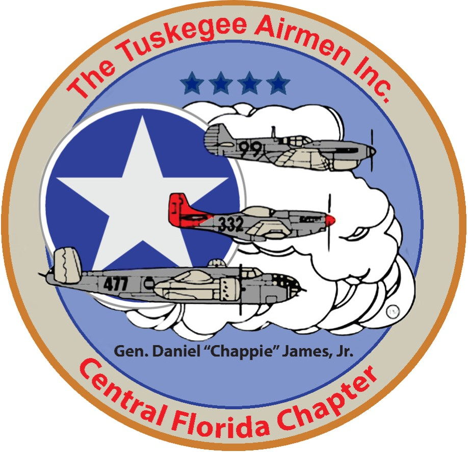 Inaugural Tuskegee Airmen Charity Golf Tournament logo