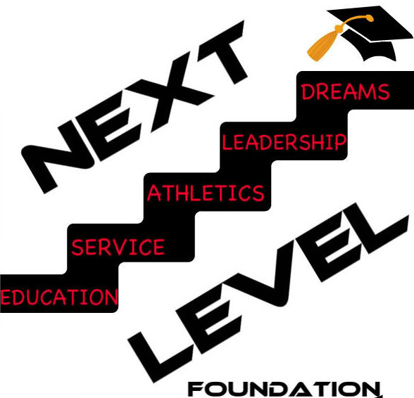 The Next Level Play if Forward Celebrity Golf Tournament logo