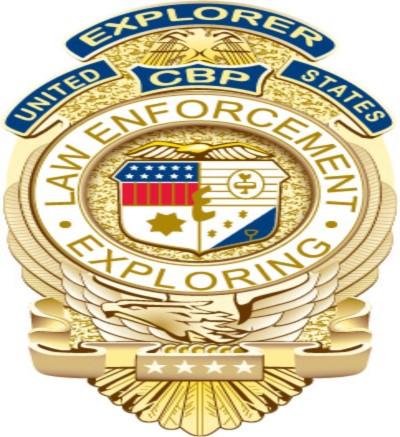 CBP Explorer Post 145 Golf Outing logo