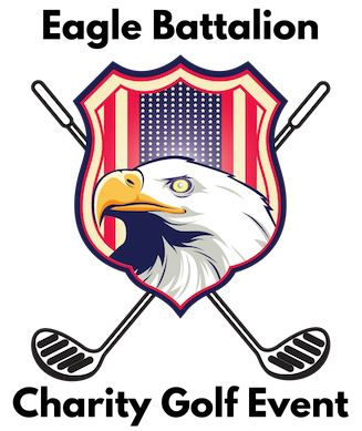Eagle Battalion Charity Golf Event logo