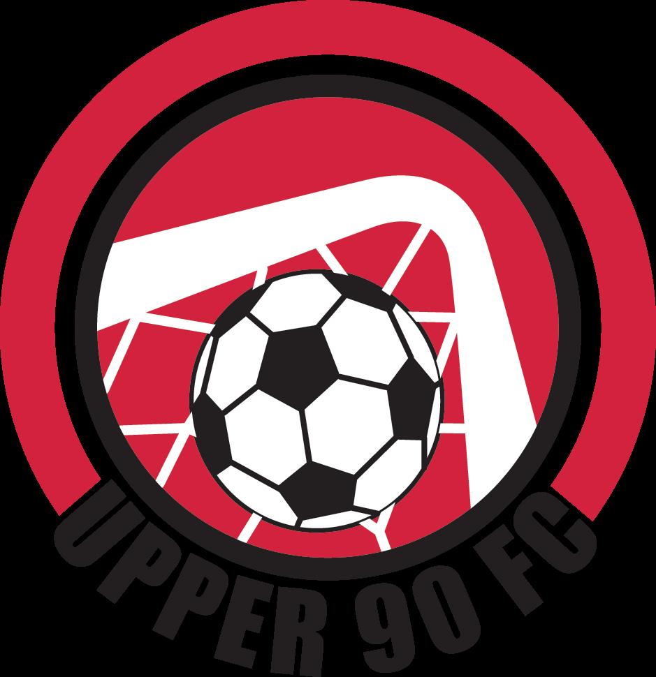 UPPER 90 Futbol Club logo