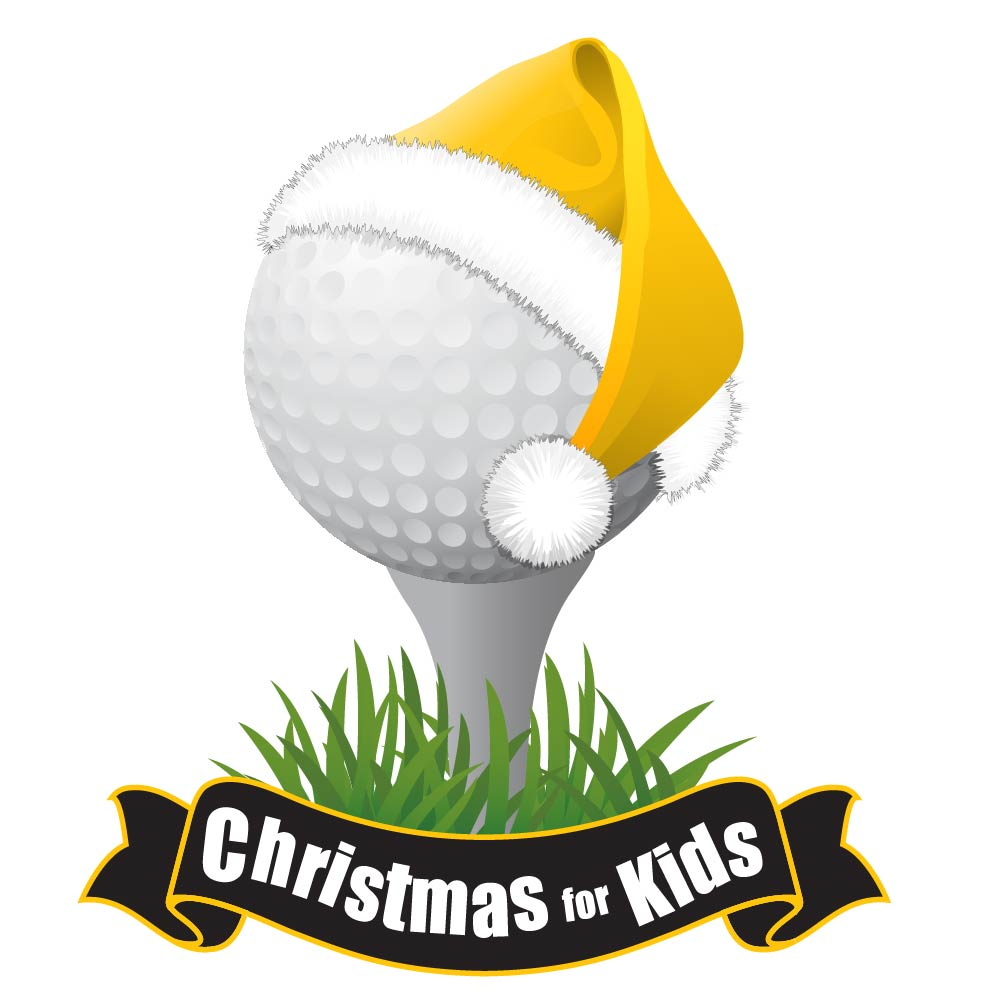 Christmas for Kids Annual Golf Tournament logo