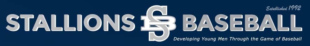 Stallions Baseball logo