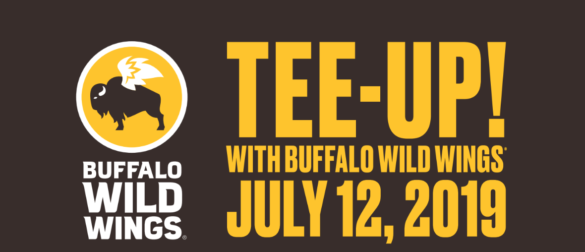 Buffalo Wild Wings Charity Golf Outing logo