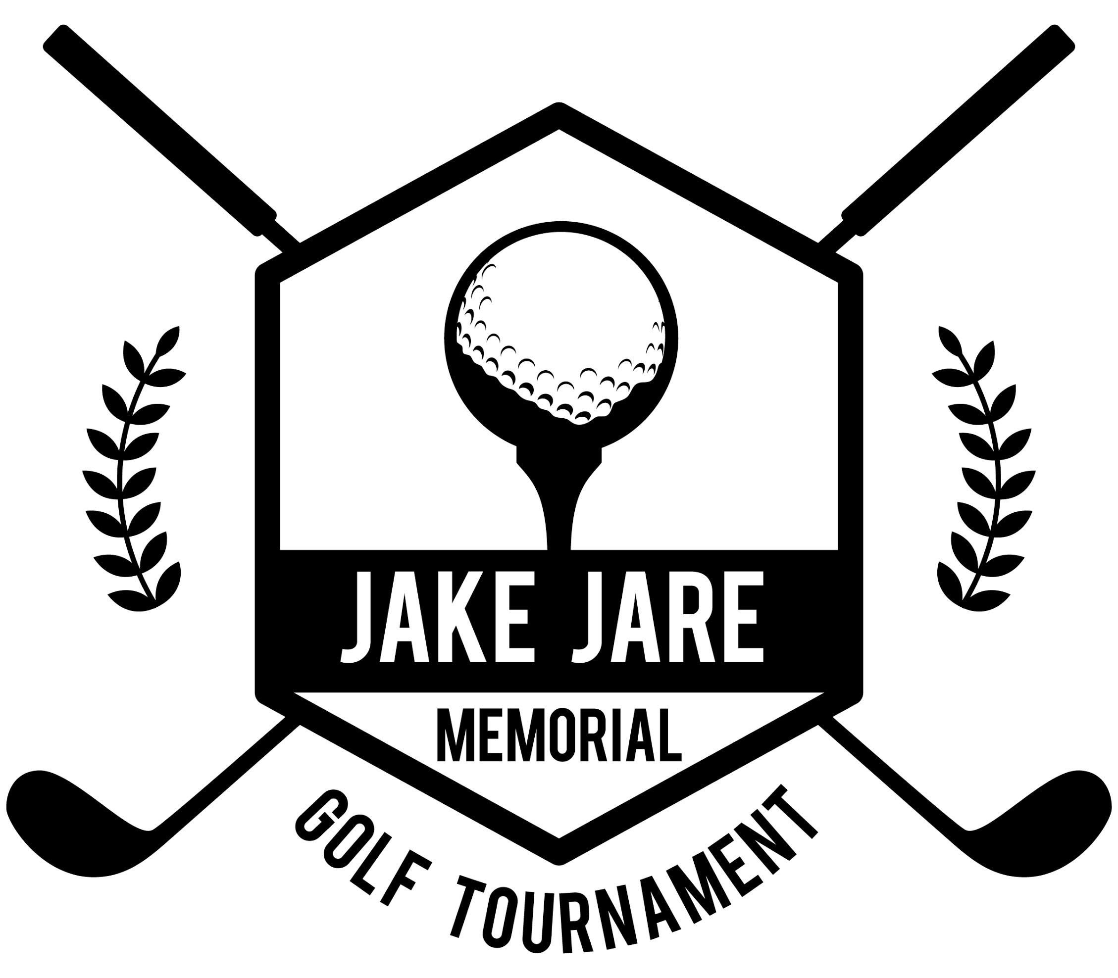 Jake Jare Memorial Golf Tournamnet logo