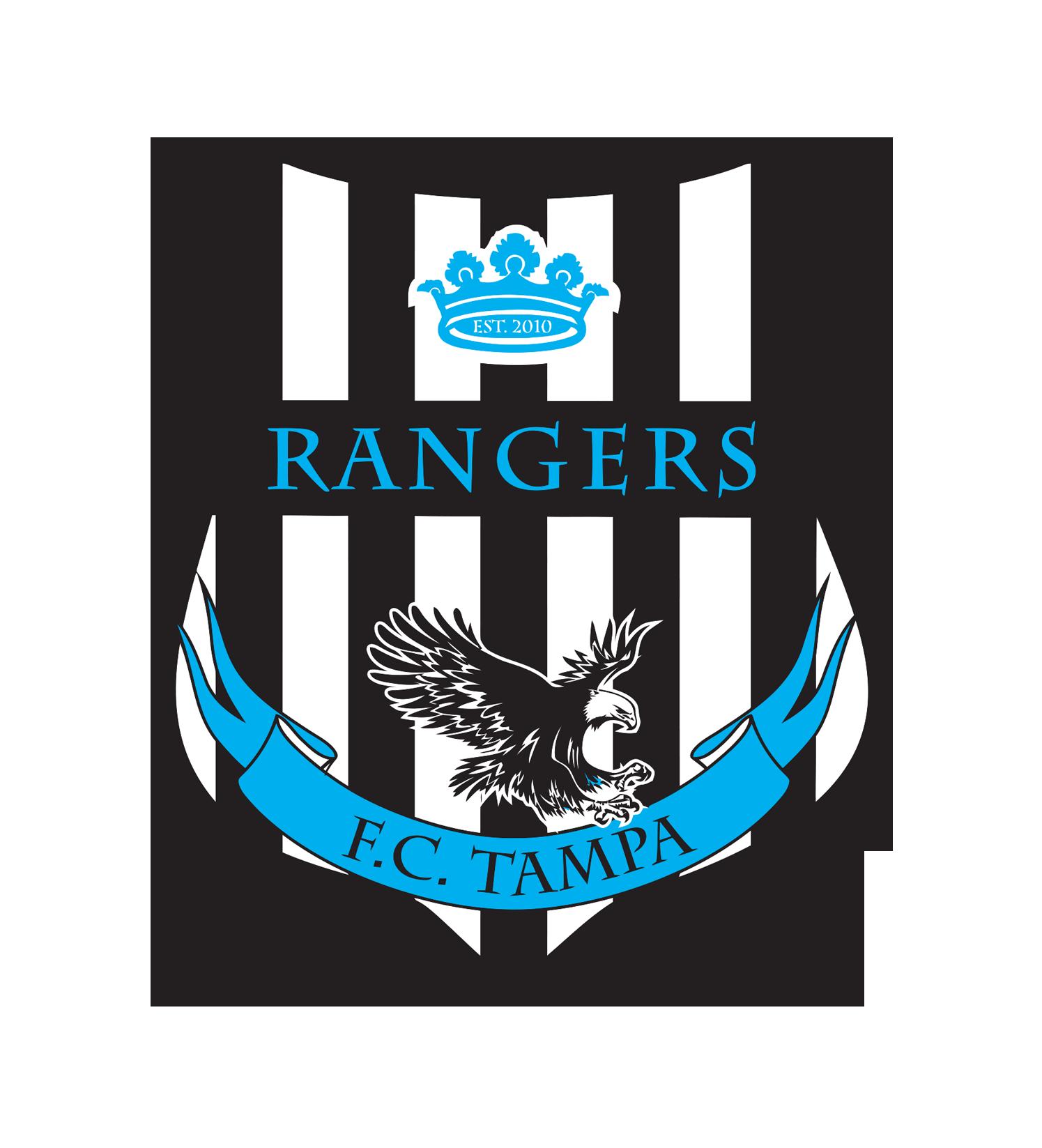 2019 FC Tampa Rangers Annual Golf Tournament logo