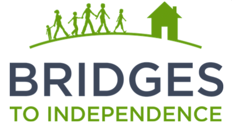 Bridges To Independence Golf Tournament presented by OrangeTheory Fitness and Allied Title & Escrow logo