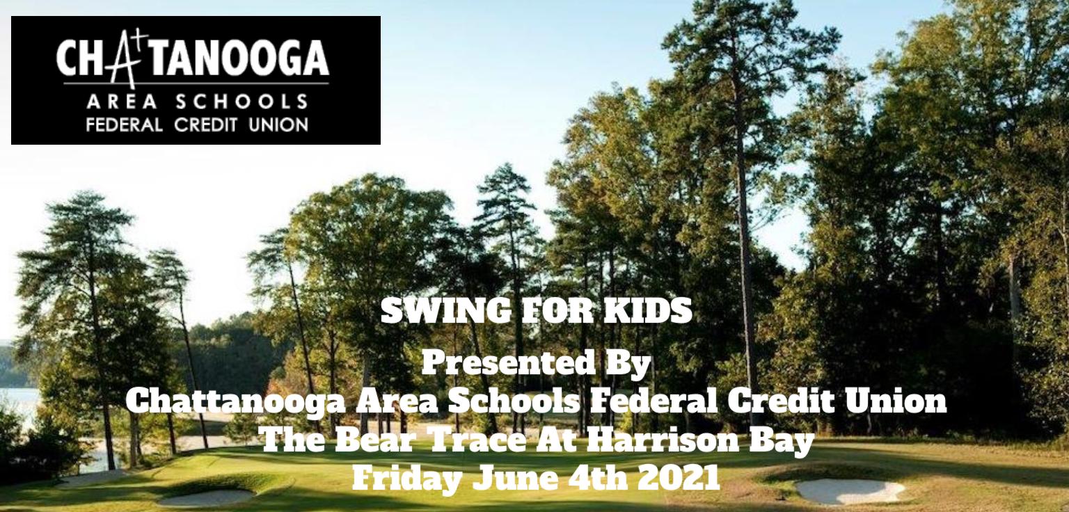 Swing For Kids logo