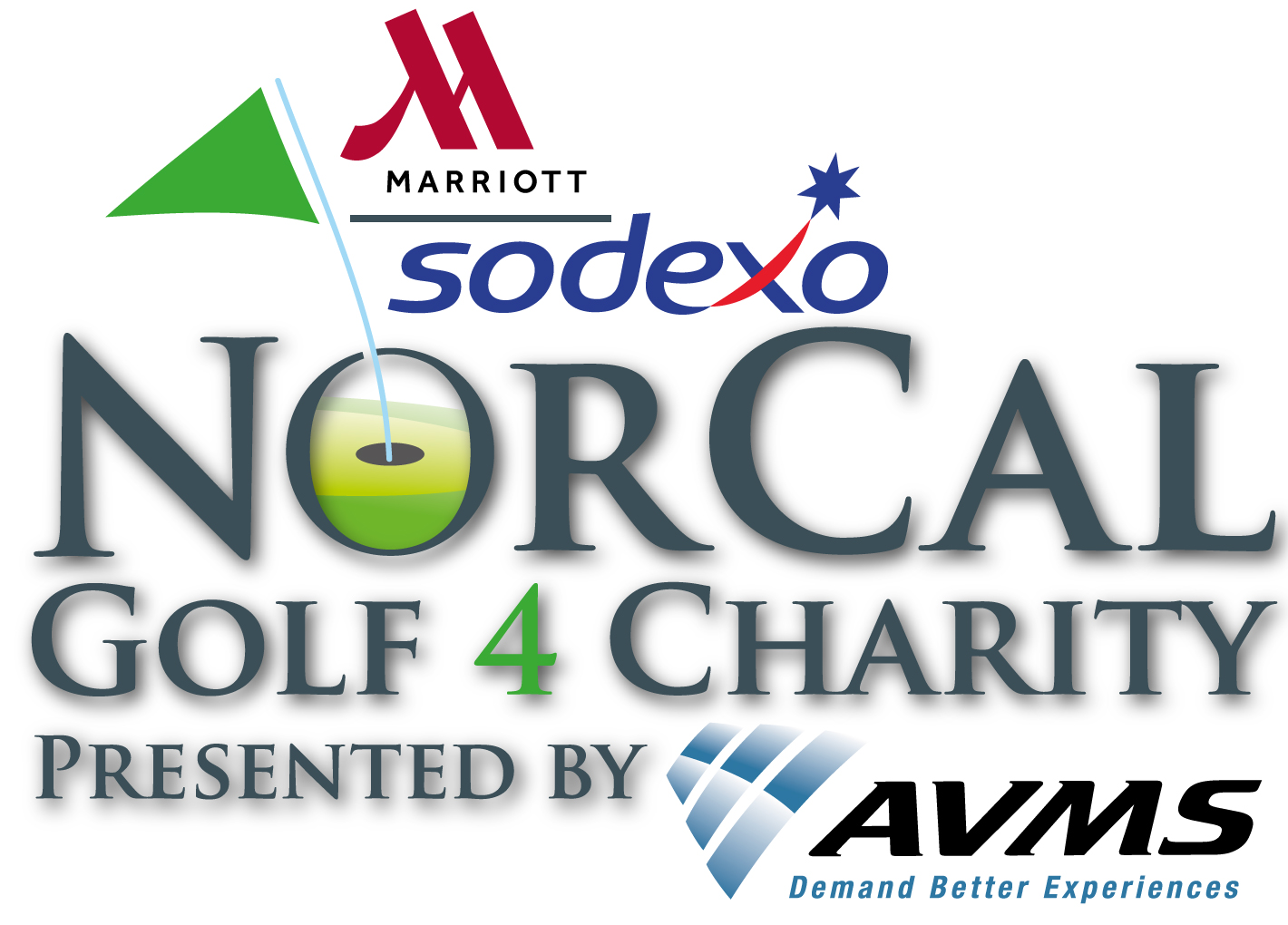 2020 NorCal Golf4Charity logo