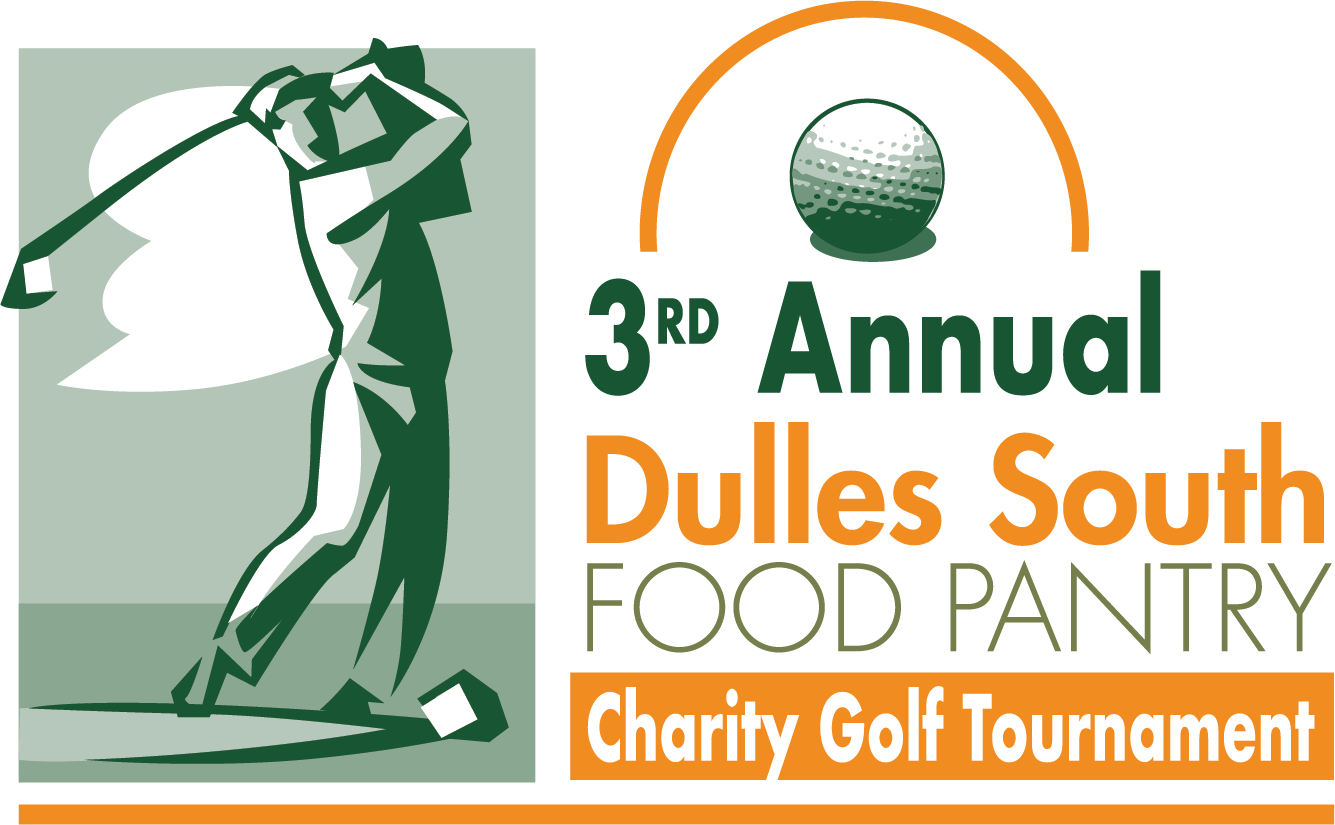 3rd Annual Dulles South Food Pantry Charity Golf Tournament logo