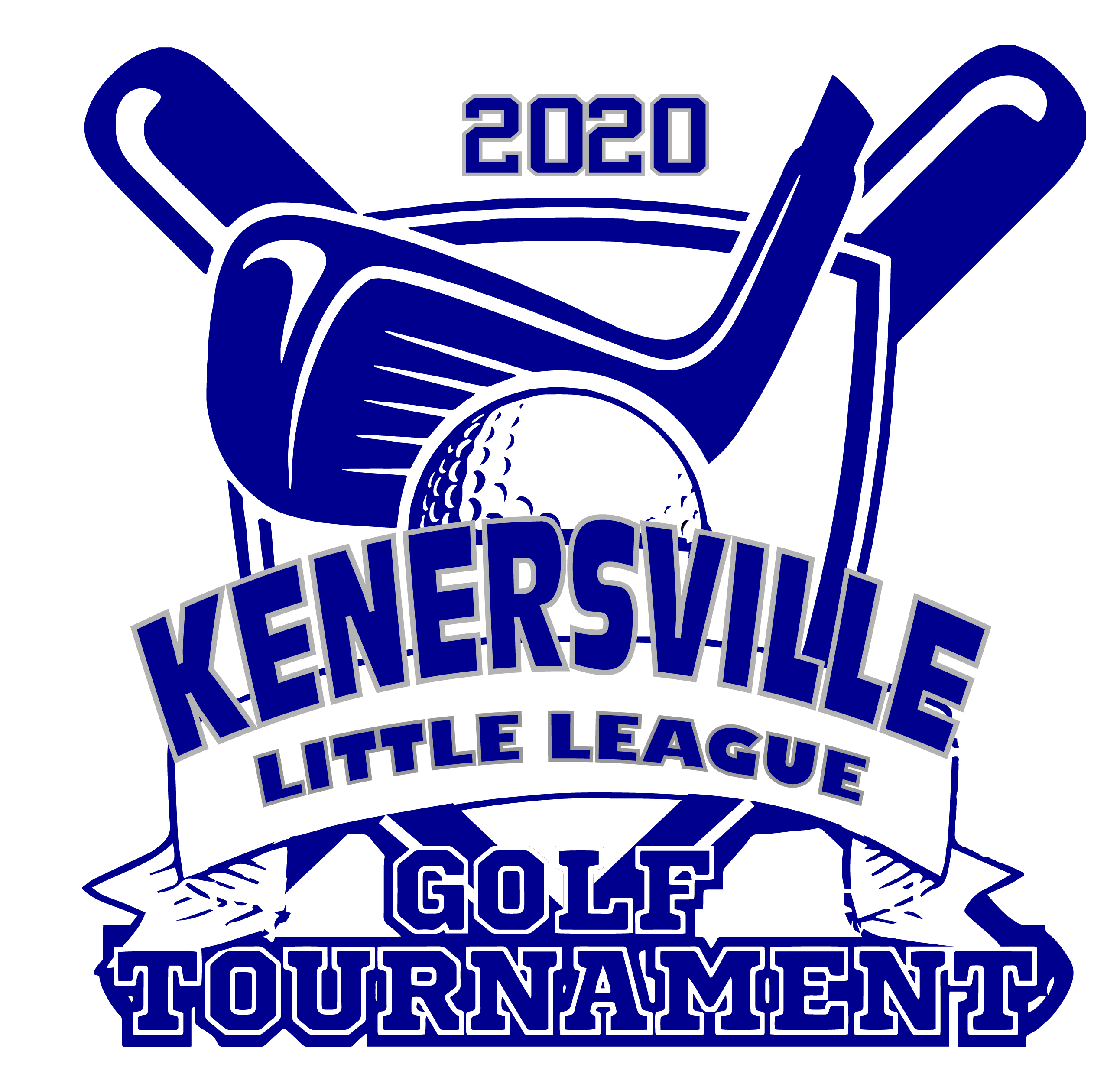 Kernersville Little League Golf Tournament logo