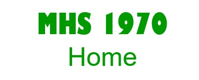 Medina High School 1970 50th + 1 Reunion ~ July 14-18, 2021 logo