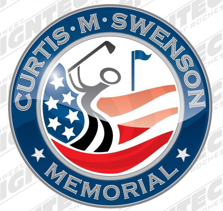 Cpl. Curtis M. Swenson Memorial Golf Benefit logo