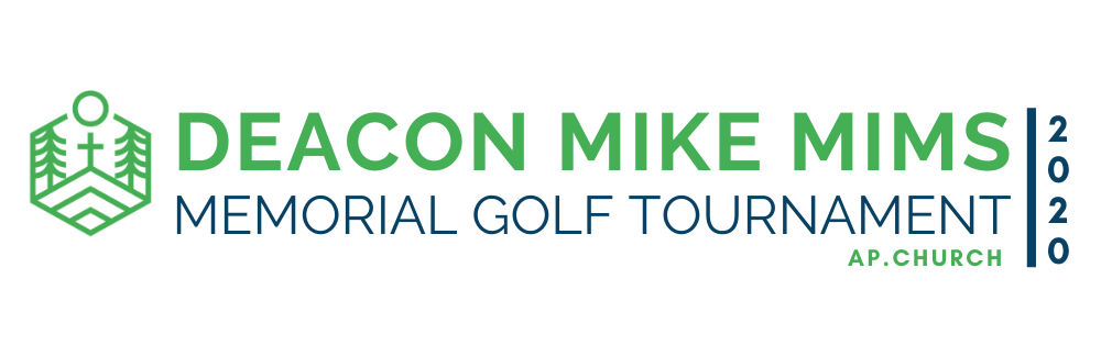 Deacon Mike Mims Memorial Golf Tournament logo