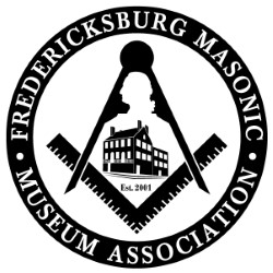 Fredericksburg Masonic Museum Golf Tournament logo