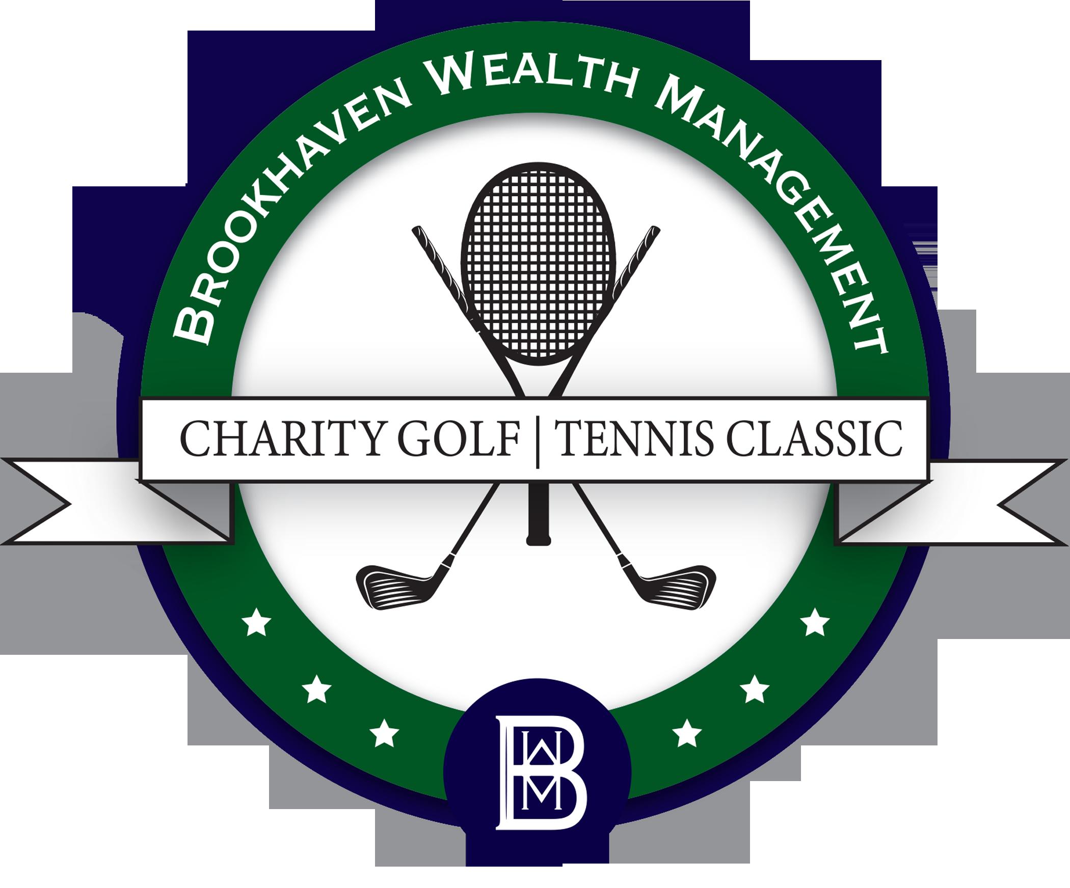 Brookhaven Wealth Management Charity Golf|Tennis Classic & Fundraiser logo
