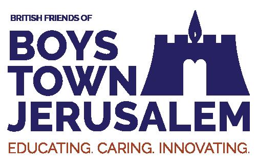 Boys Town Jerusalem Annual Golf Day logo