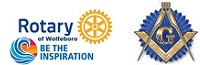 Rotary & The Masons of Wolfeboro Annual Charity Golf Tournament logo