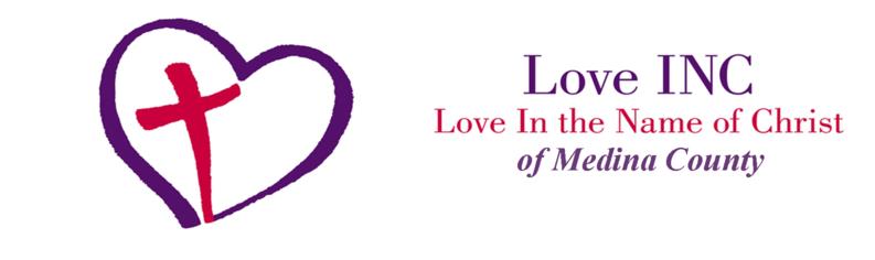 Love INC 2020 logo