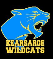 2020 Third Annual Kearsarge Wildcats Golf Tournament logo