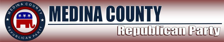 Medina County Republican Party 2020 logo