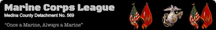 Marine Corps League 569 2020 logo